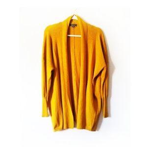 Primark Mustard Cardigan